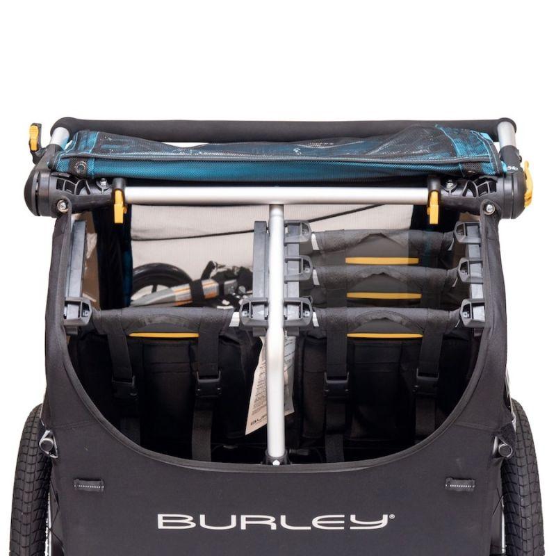 Remorque Burley D'Lite X Biplace