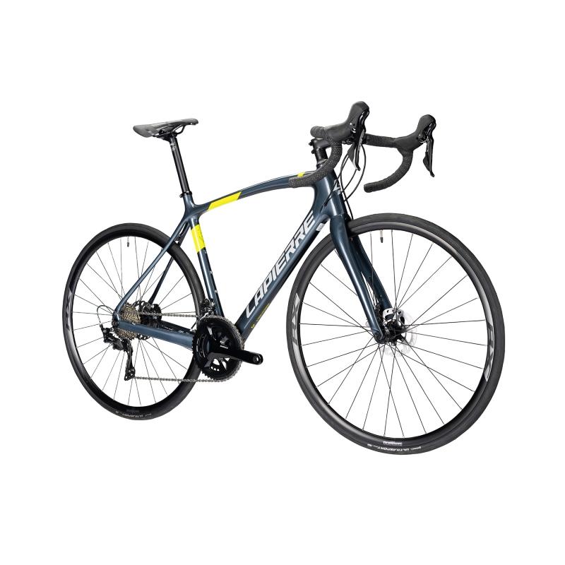 Vélo de course en carbon Lapierre Sensium 500 disc 2020