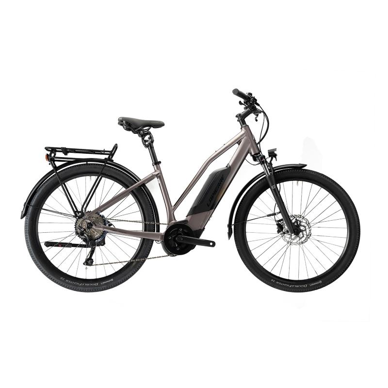 Vélo urbain Lapierre Overvolt Explorer 7.5 women 2020 500Wh