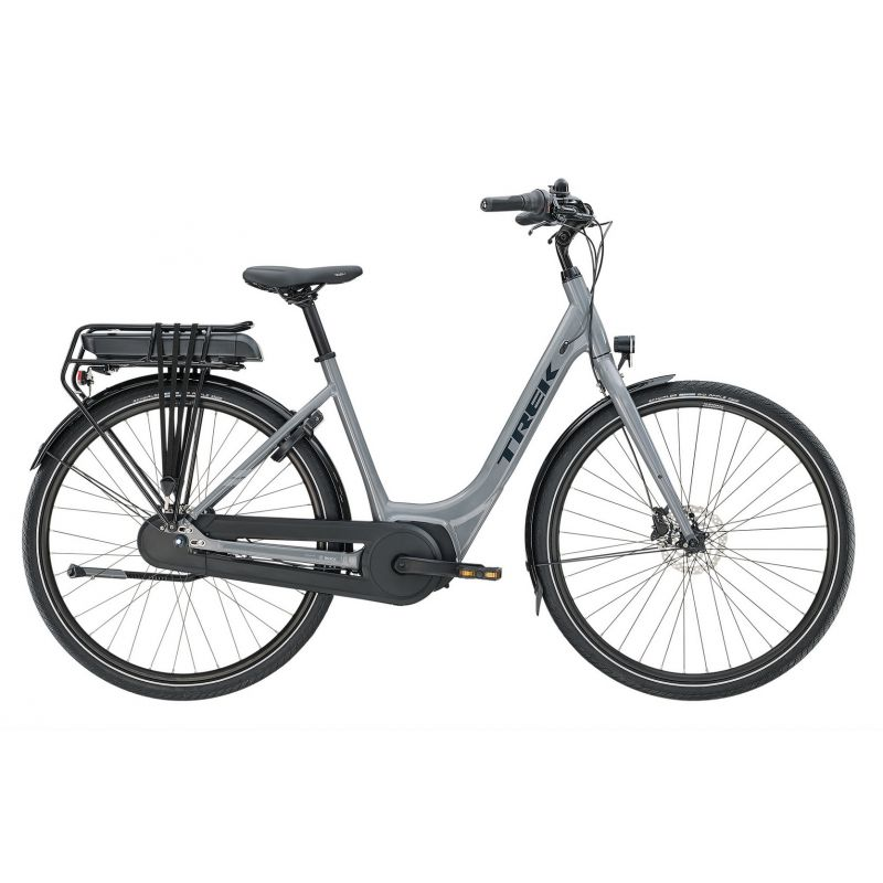 Trek district 1 Low Step 500Wh 2020