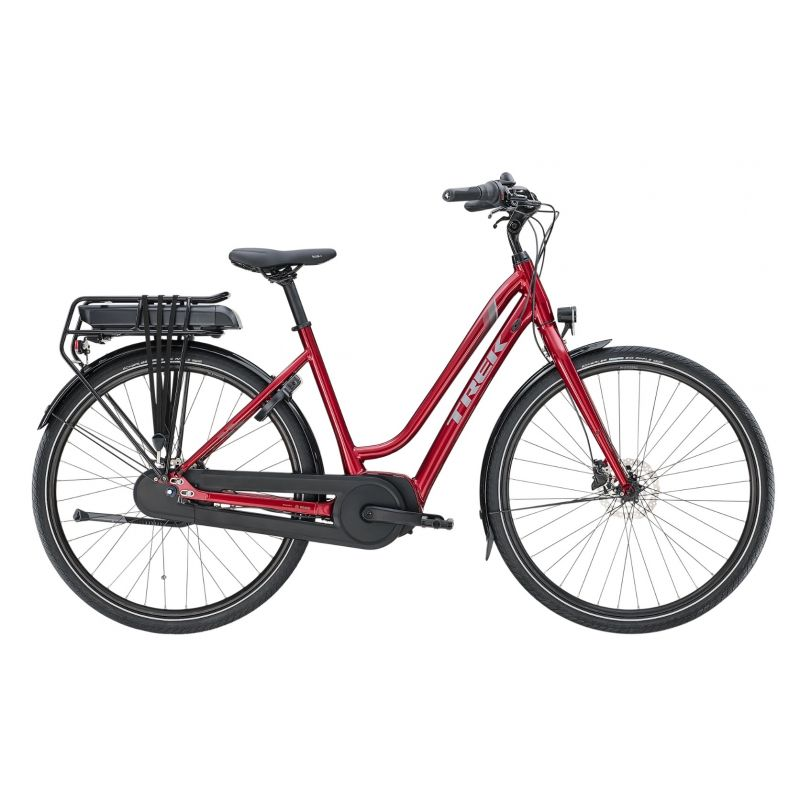 Trek district 1 Low Step 400Wh 2020