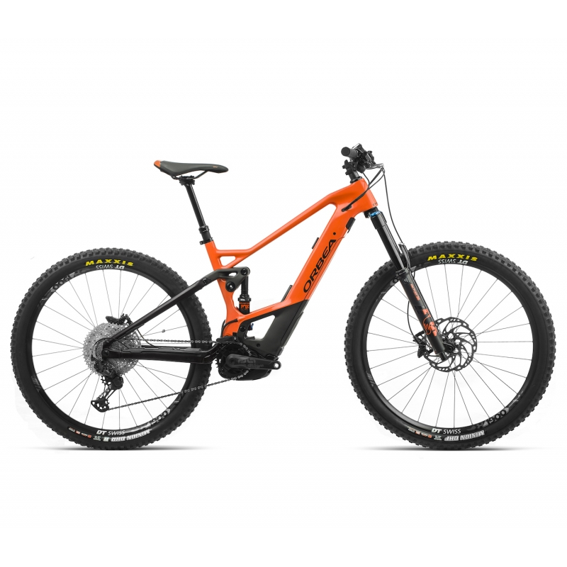 ORBEA Wild FS M20 2020 avec options freins Xt