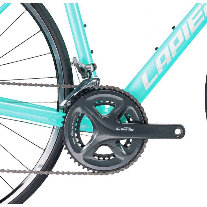Vélo de route en aluminium Lapierre Sensium 1.0W 2021 - kelvelo.com