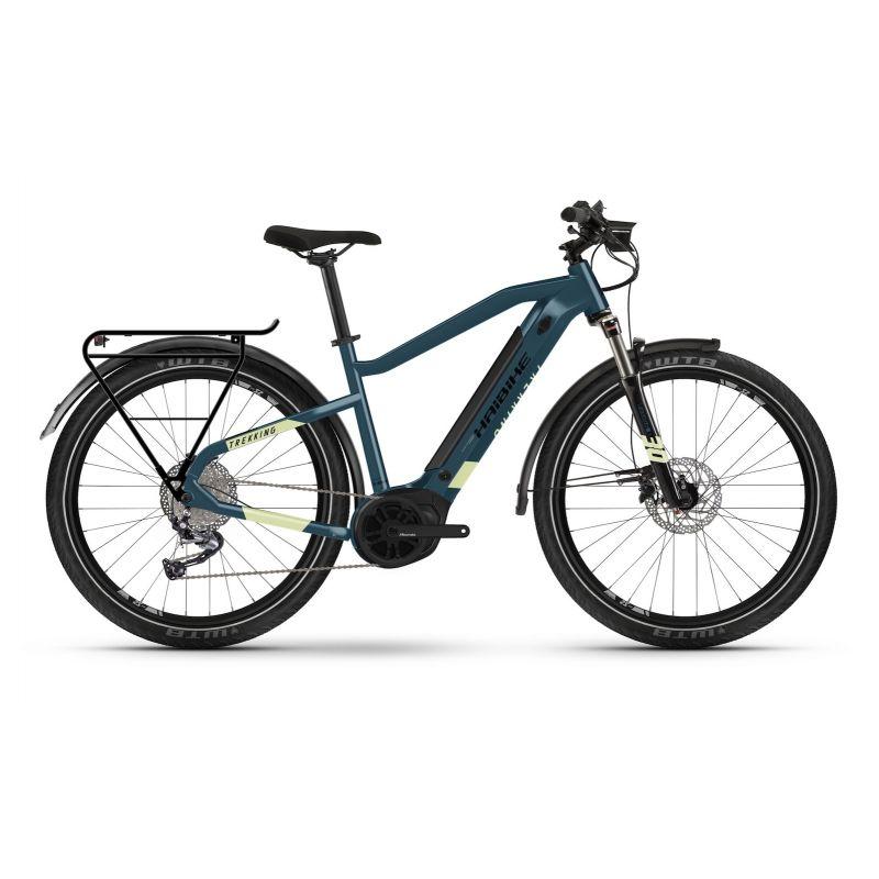 Vélo tout chemin Haibike trekking 5 2022 - kelvelo.com