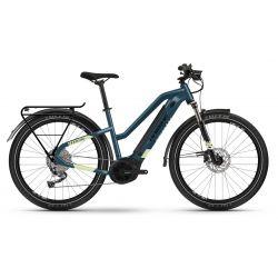 Vélo tout chemin Haibike trekking 5 lady 2021 - kelvelo.com