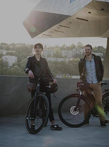 Vélos de ville et vélos urbains