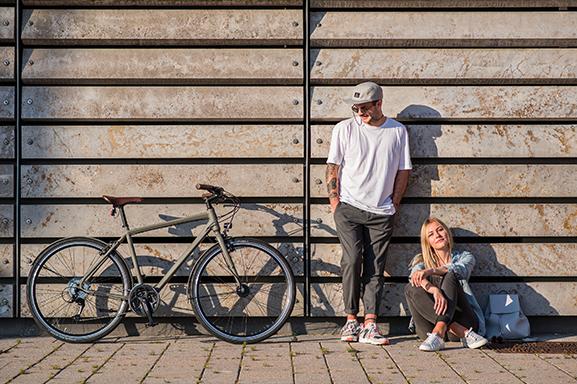 vélos de ville Winora