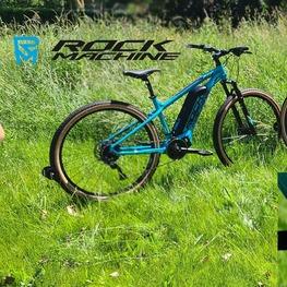 @rockmachinebikes 🙏dans notre Shop et sur notre site kelvelo.com  Un vélo électrique⚡ avec une puissance moteur de 90Nm🚀 et sa batterie de 500Wh 🧨. Une fabrication tchèque à des prix incroyables!  #rockmachine #storm #catherina  #ebike #vae #sportdrive #sportdrivecz #kelvelo #kelvelogrenobletv🎥 #betterwithbikes #beautiful #vttae